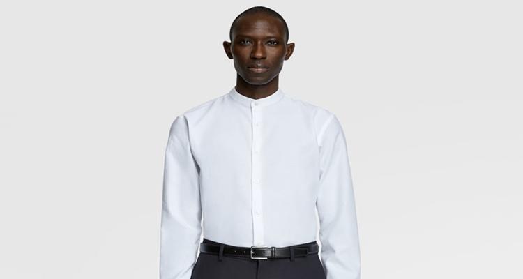 Camisa Zara hombre que crea tendencia