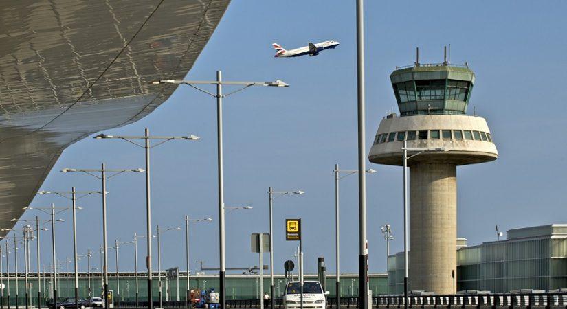 El aeropuerto de El Prat