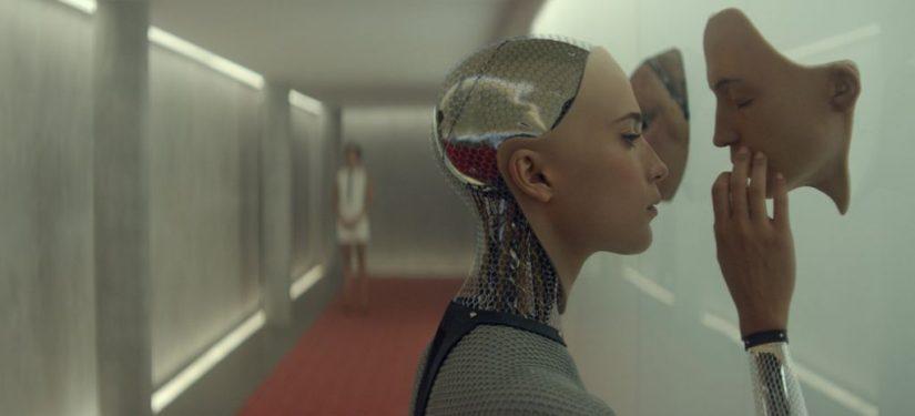 Ex Machina, película de tecnología