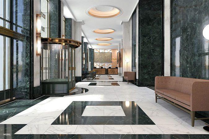 Hotel Riu Plaza de España por dentro