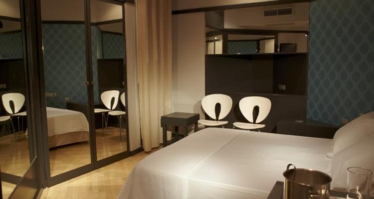 Hoteles para sexo en pareja: Love Motel, en Barcelona