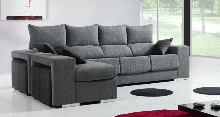 Merkamueble: los mejores sofas chaise longue para el descanso