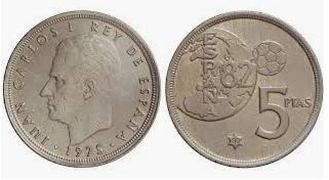 moneda del mundial