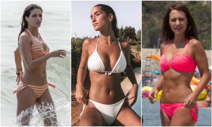 Sara Carbonero, María Pombo y Paula Echevarría (Gtres/Instagram)
