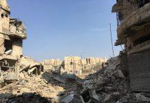Guerra de Siria - infancia - video viral - niña riendo