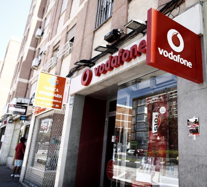 Vodafone comunicaciones móviles del Estado