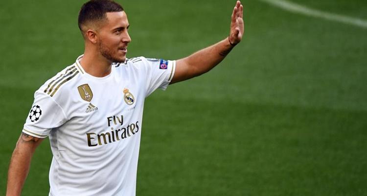 Belgas en el Real Madrid