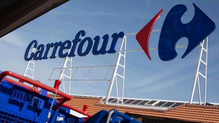 Linea textil Carrefour y Lidl