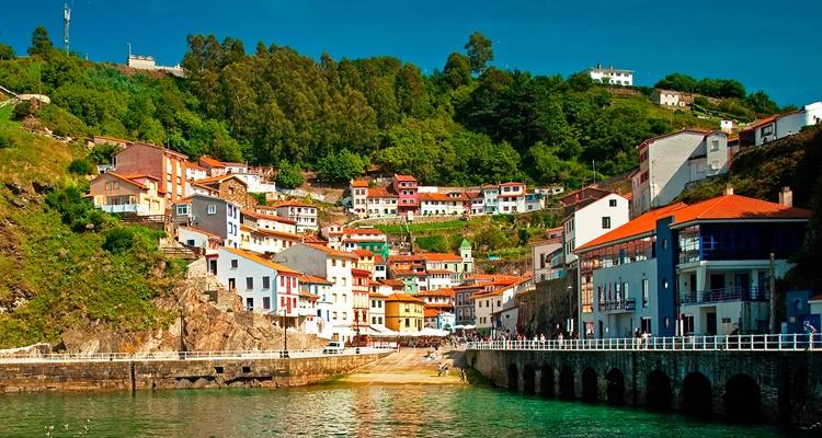 Cudillero pueblos maritimos de Asturias