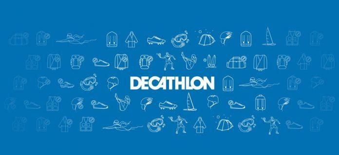 Logo de Decathlon