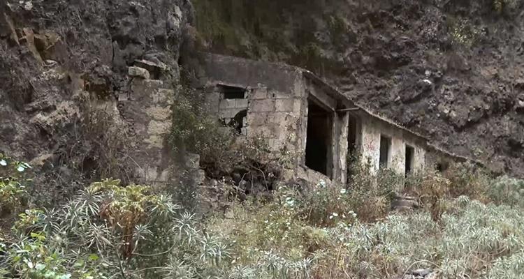Destinos terrorificos de Espana el barranco de Badajoz en Tenerife