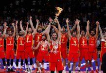 Endesa Selección Española de Baloncesto
