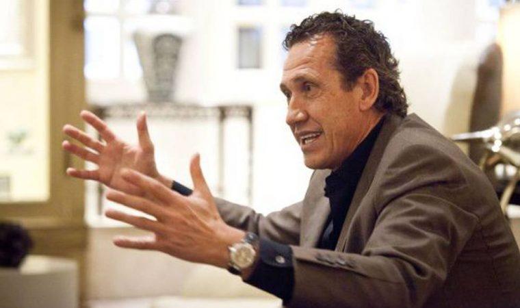 Jorge Valdano un madridista como Sergio Ramos que ha llegado lejos