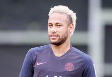 Neymar, futuro compañero de Keylor Navas