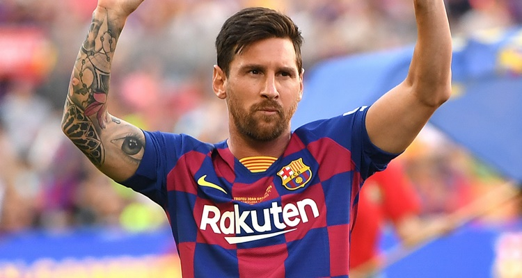 Las piernas de Messi no son menos valiosas que las de Cristiano Ronaldo