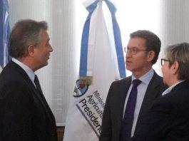 Preacuerdo astilleros Galicia Argentina