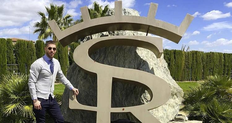 Sergio Ramos y sus tres empresas