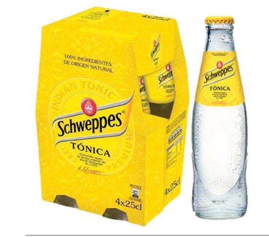 Schweppes Coca Cola