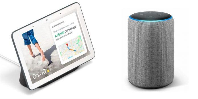 Amazon Alexa vs Google Nest Hub