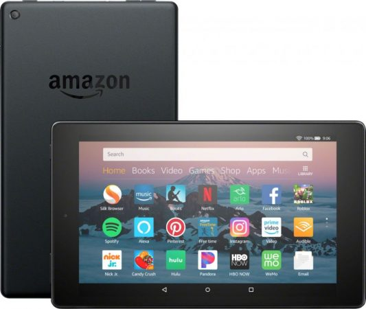 Amazon Fire HD 8, tablets Android