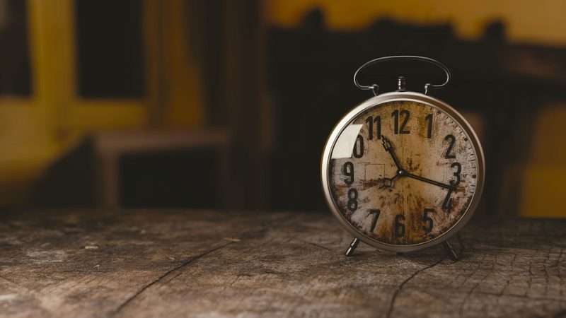 gestionar tiempo