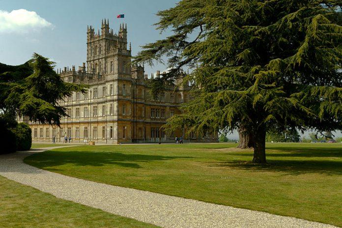 Downton Abbey (castillo)