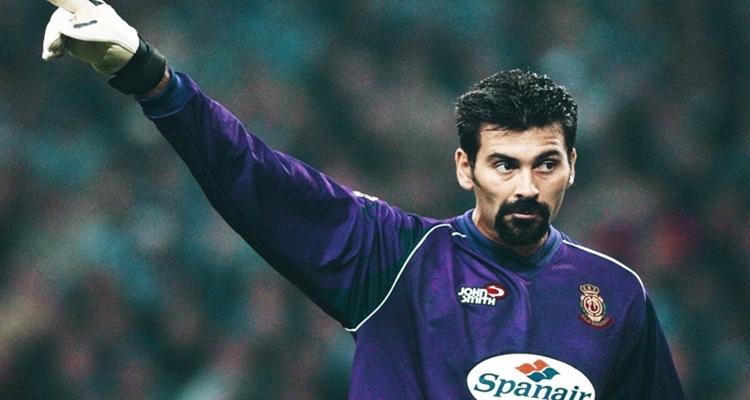 Futbolistas como Carlos Roa, retirados antes de los 30