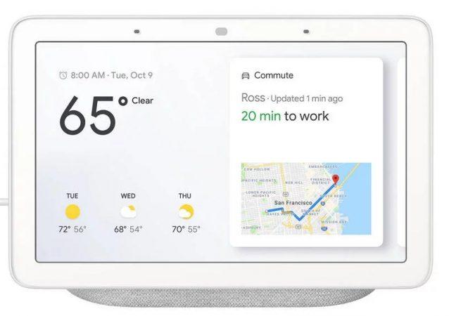 Google Nest Hub vs Amazon Echo