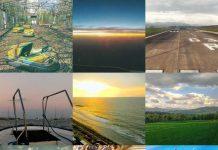 Fotos de viajes en Instagram