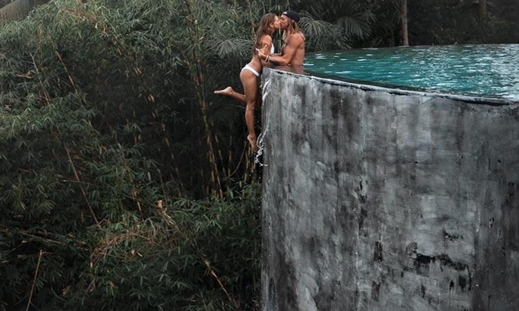 Youtube, Instagram: la foto polémica de la pareja instagramer
