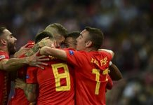 Goleadores, España