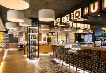 restaurantes aeropuertos