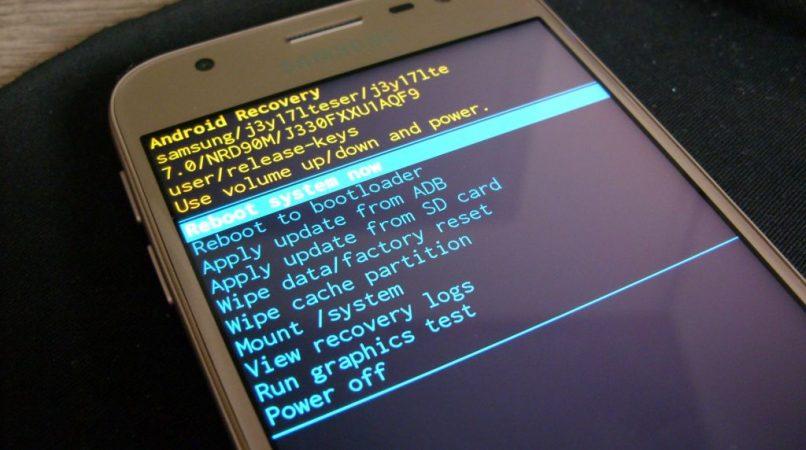 ROM Android móvil