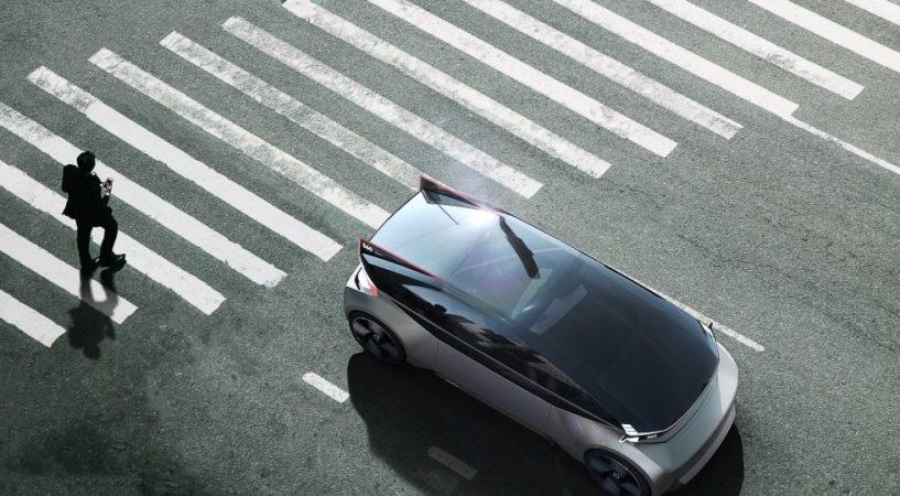 Volvo tecnología autonoma