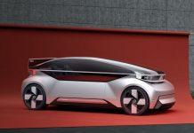 Volvo 360c Concept: tecnología