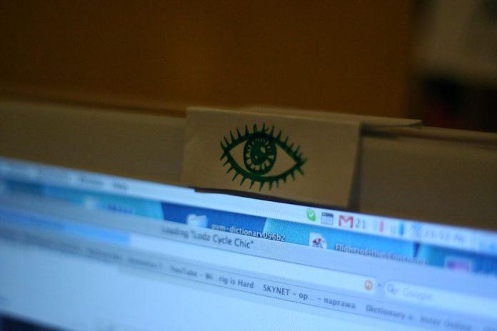 Webcam tapada
