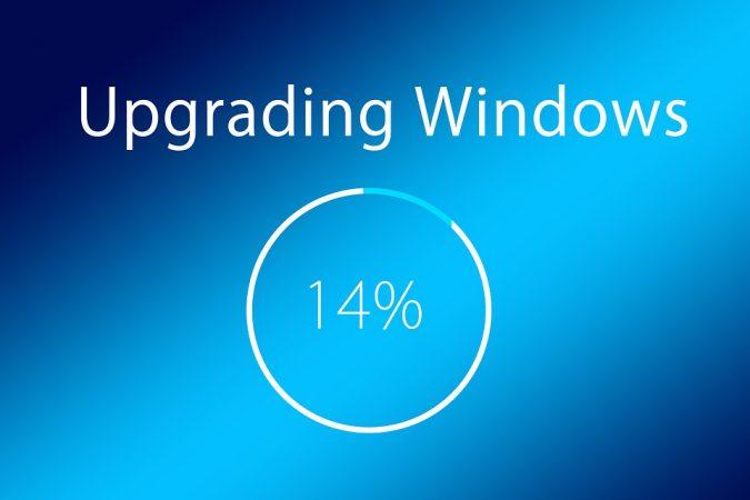 Actualizando Windows