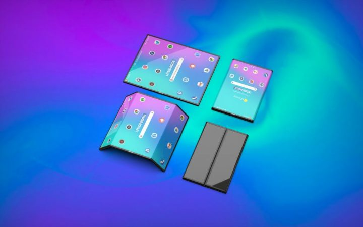 Xiaomi Mix Flex, móviles plegables