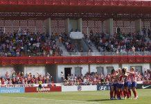 Atlético de Madrid futbol femenino