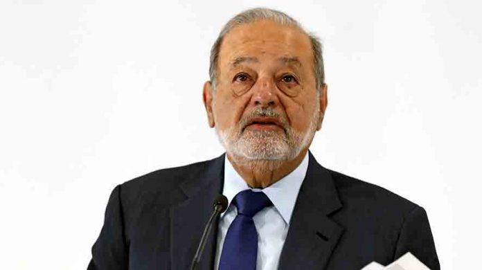 Carlos Slim caja FCC