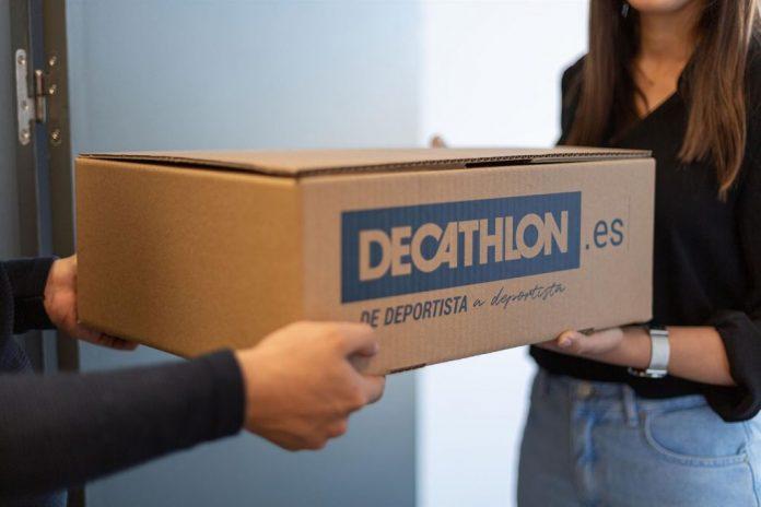 Decathlon pedidos online