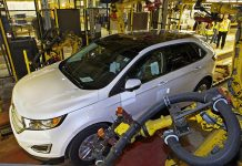 Ford empleados Canadá