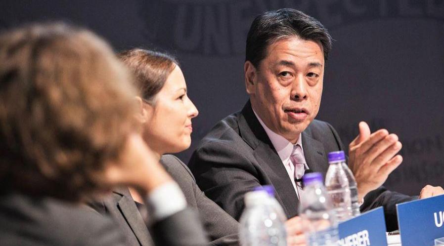 El hub de QEV y Ronn se enfrenta al problema de las patentes de Nissan