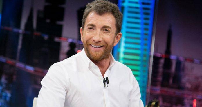 Pablo Motos un presentador de radio y television como Toni Moreno