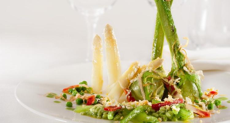 Restaurantes de verduras en Espana Treinta y tres en Navarra