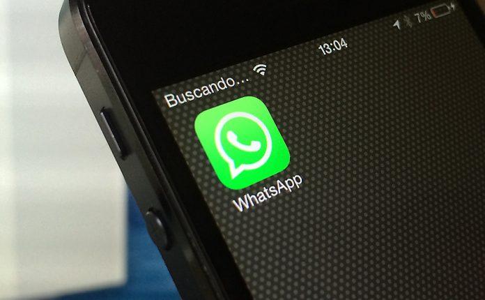 WhatsApp chatear sin compartir número