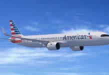 American Airlines beneficio 737