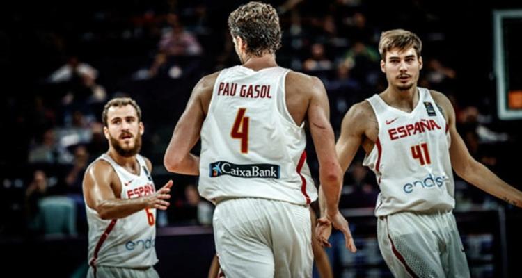 El apoyo de CaixaBank con el baloncesto español