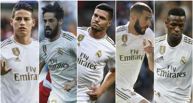 Salarios beneficios económicos Real Madrid