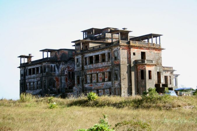Palacio de Bokor, hoteles abandonados